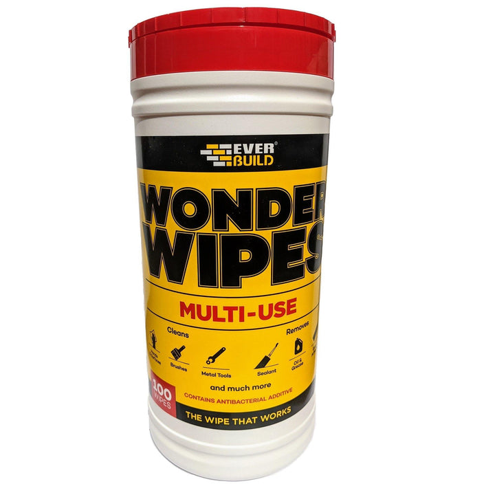 Everbuild Multi Use Wonder Wipes - HomeFix