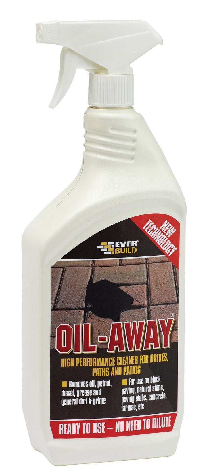 Everbuild Oil-Away Spray - HomeFix