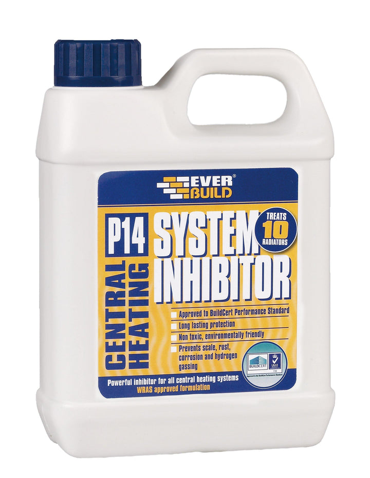 1 litre central heating system inhibitor