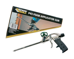 Everbuild P45 Medium Duty Metal Foam Applicator Gun - HomeFix