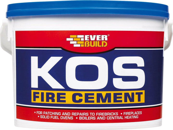 Everbuild KOS Fire Cement Buff - HomeFix