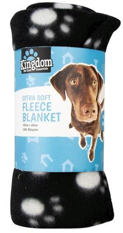 Kingdom Pet Fleece Blanket - HomeFix