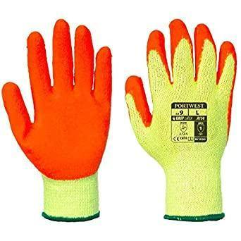 Portwest Latex Work Gloves - HomeFix