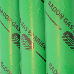 radon gas barrier membrane