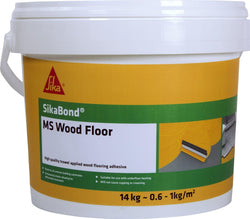 Sika SikaBond MS Wood Floor - HomeFix