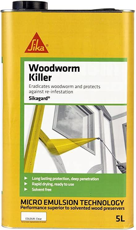 Sika SikaGard Woodworm Killer - HomeFix