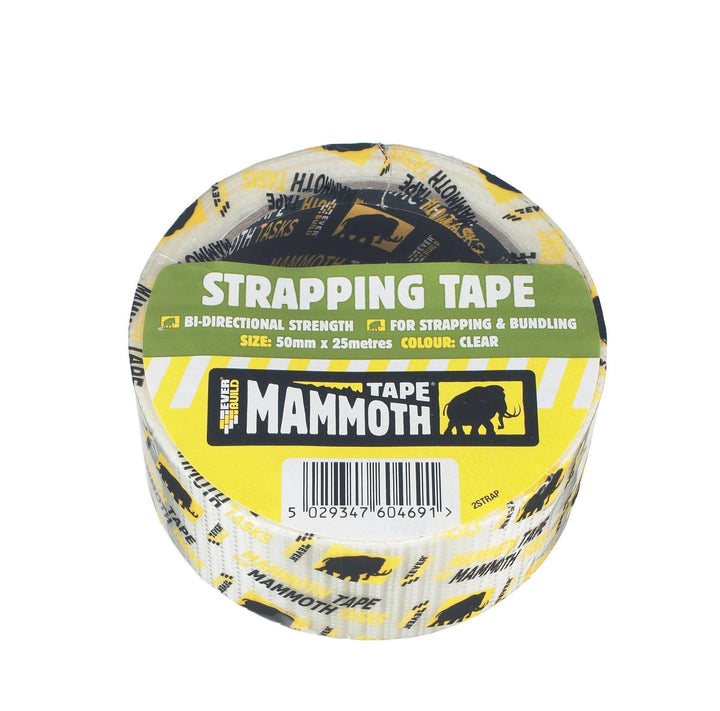 Everbuild Mammoth Strapping Tape - HomeFix