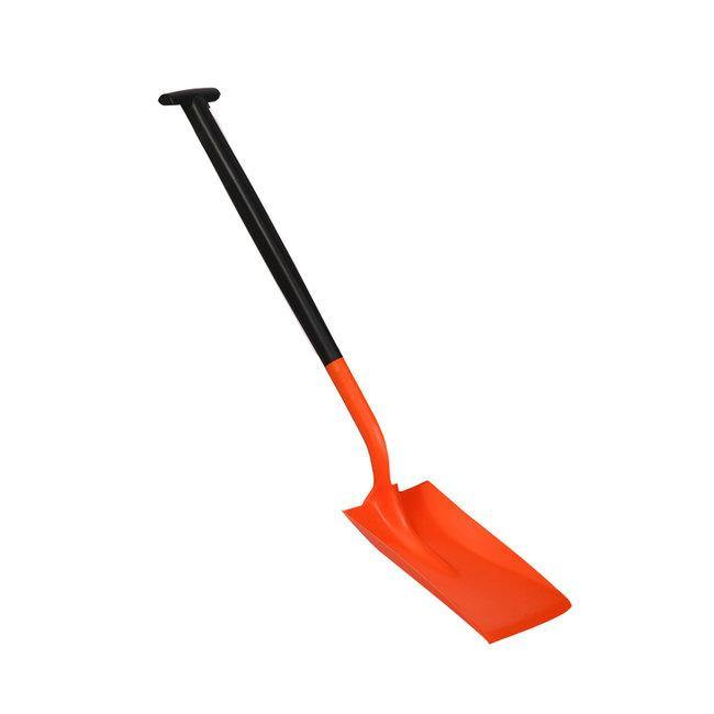 Two Part Standard Shovel with T Grip - HomeFix