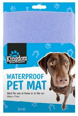 Kingdom Waterproof Pet Mat - HomeFix