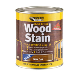 Everbuild Quick Drying Wood Stain - HomeFix