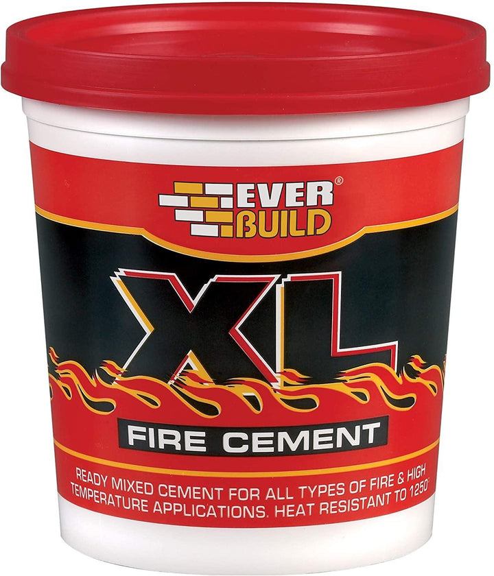 ready mixed fire cement