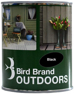 Bird Brand Outdoor Garden Paint Satin Finish