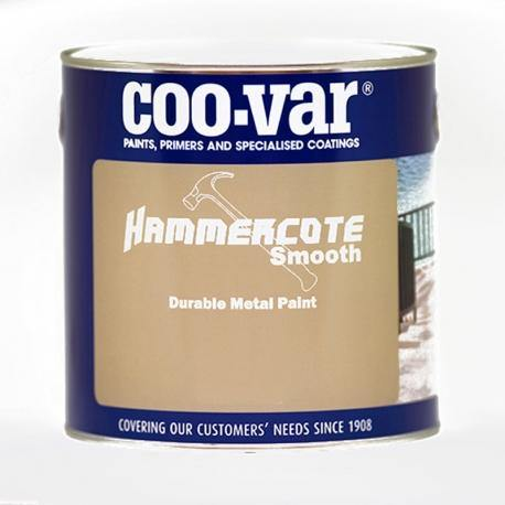 Coo-Var Hammercote Smooth Finish - HomeFix