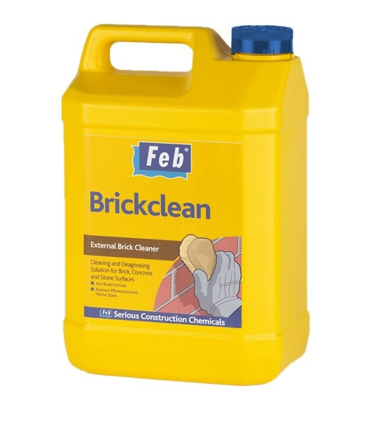 Feb Brickclean External Brick Cleaner
