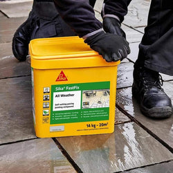 Sika FastFix All Weather Self-Setting Paving Jointing Compound