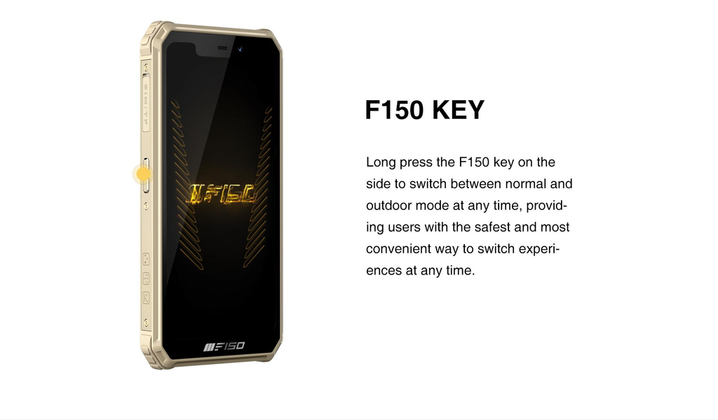 F150 key is explained
