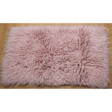 Load image into Gallery viewer, Premium Pink Flokati Rugs (2000 gsm)