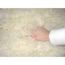 Load image into Gallery viewer, Premium Flokati Rugs in Natural Wool 2000gsm