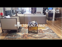 Load and play video in Gallery viewer, Top Fleece II - Highest Quality Multi-Purpose Rug Anti-Slip Underlay (AKO)