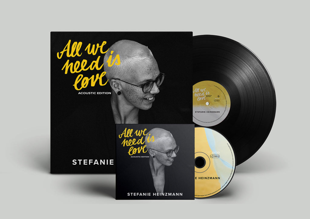 All we need is love (Acoustic Edition)