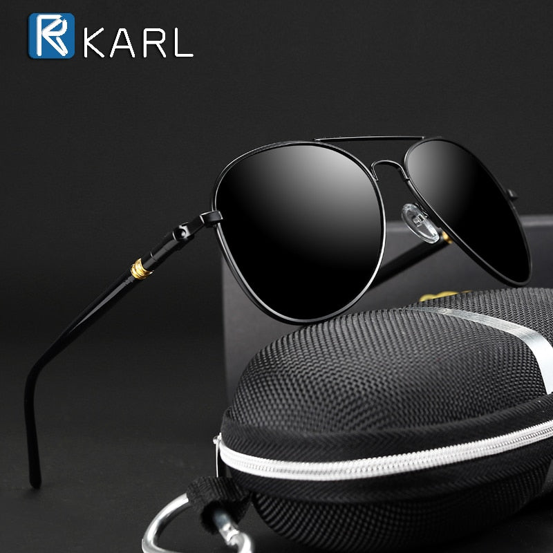 Classic Sunglasses Polarized Men Driving Glasses