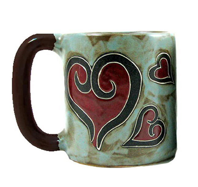 Mara Mug 16oz-hearts