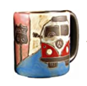 Mara Mug 16oz-love bug