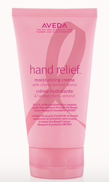 Hand Relief Moisturizing Creme with Cherry Almond Aroma
