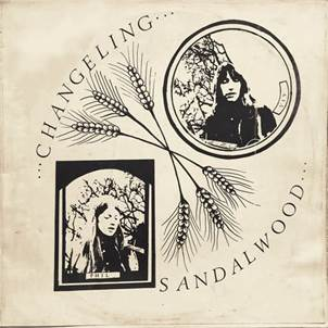 Sandalwood - Changeling LP