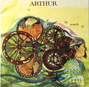 Arthur - In Search Of Arthur LP