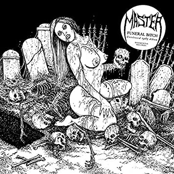Master - Funeral Bitch LP