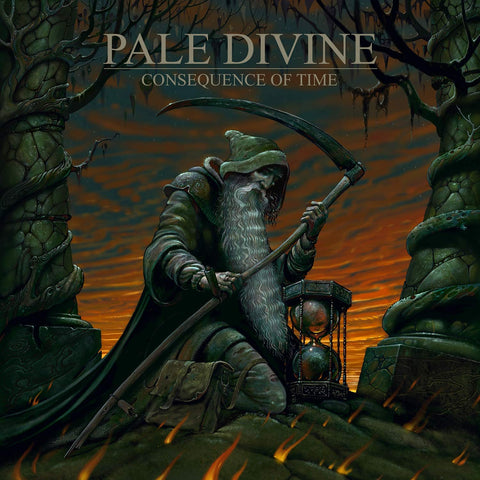 Pale Divine - Consequence Of Time LP