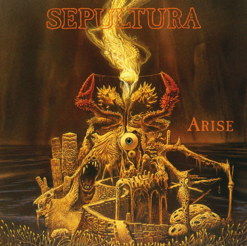 Sepultura - Arise 2LP
