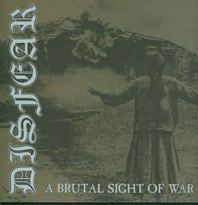 Disfear - A Brutal Sight of War LP