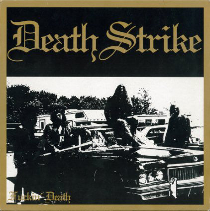 Death Strike - Fuckin Death LP + EP