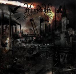 Mysticum - In The Streams Of Inferno LP