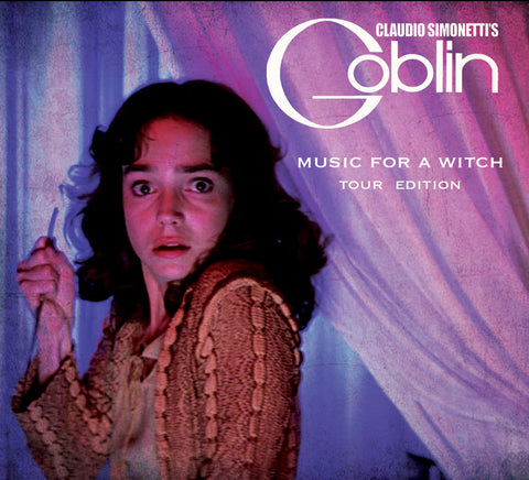 Claudio Simonetti's Goblin - Music For A Witch LP