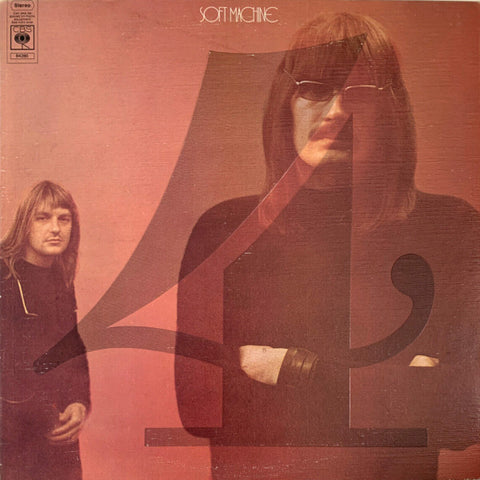 Soft Machine - Fourth LP