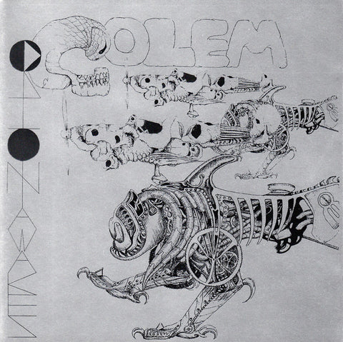 Golem - Orion Awakes LP