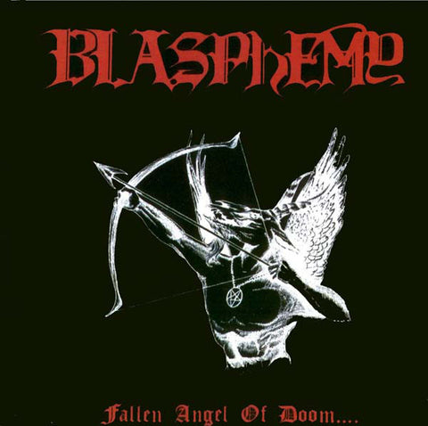 Blasphemy - Fallen Angel of Doom Die Hard LP