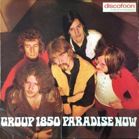 Group 1850 - Paradise Now LP