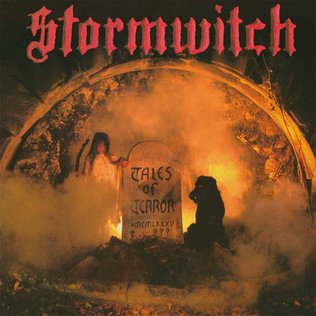 Stormwitch - Tales Of Terror LP