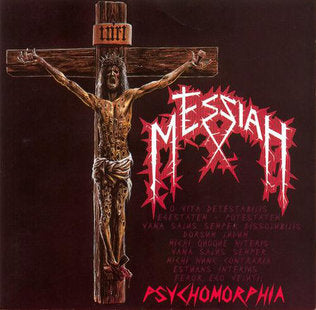 Messiah - Psychomorphia LP