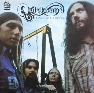 Quicksand - Home Is Where I Belong LP