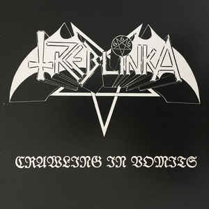 Treblinka - Crawling In Vomits LP