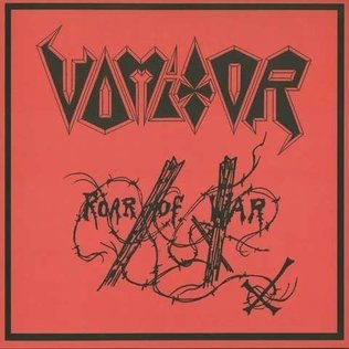 Vomitor ‎– Roar Of War LP