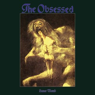 The Obsessed - Lunar Womb LP