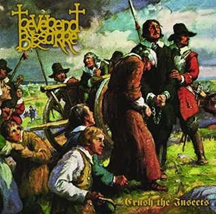 Reverend Bizarre - Crush the Insects DLP