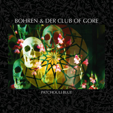 Bohren & Der Club Of Gore - Patchouli Blue  2LP