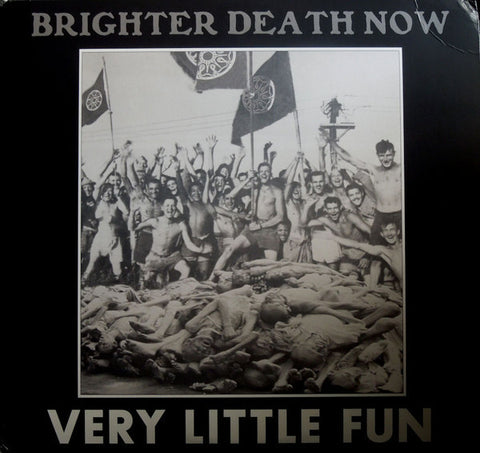 Brighter Death Now - Very Little Fun 4xLP Box
